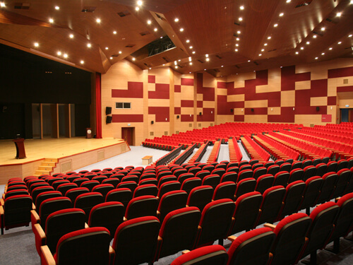 Conference hall in Resort