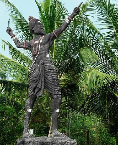 Parashurama_Tallest_Statue